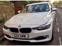 BMW 3 Series F30-Type 320d EfficientDynamics 4dr (start/stop) Alpine White