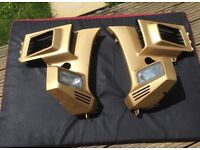 Honda Goldwing GL1200 Limited Edition Lower Corner Fairings
