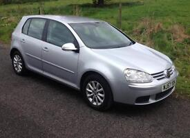 👈👀 Vw Golf 1.9tdi Match (fsh & low miles)