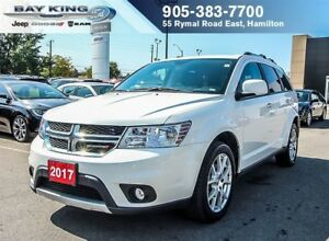 2017 Dodge Journey R/T AWD, 7 PASSENGER, BLUETOOTH, HEATED SEATS