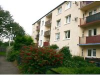 Large 3 bed flat. Muirehouse Place East. Unfurnished. Newly decorated throughout.