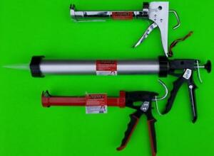 Caulking Gun HD Chrome Plated 9in  Reg $ 10 Sale $4.99