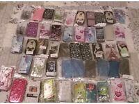 phone bundle and accessories i-phone 4/5 / samsung boot fair mixed job lot