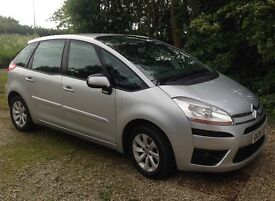 2008 CITROEN C4 PICASSO 2.0 VTR PLUS EGS AUTOMATIC - ONLY 66,000 MILES