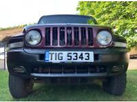 56000 MILES ONLY 4WD 4X4 DAEWOO KORANDO 2.3 MERCEDES BENZ ENGINE 140 BHP 6 MONTHS WARRANTY