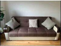Excellent Choice Sofa Bed Brand New Stock