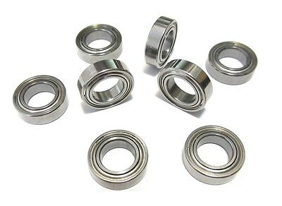 10 Minebea Nmb Ddl-1480zz 8x14x4mm Stainless Steel Shielded Ball Bearing Smr148