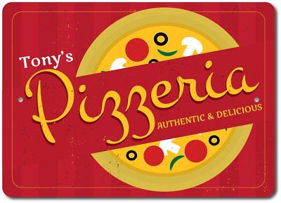 Pizzeria Sign, Pizzeria Decor, Pizzeria Owner Gift, Pizza Lover Gift ENSA100045 - Pizzeria Decor