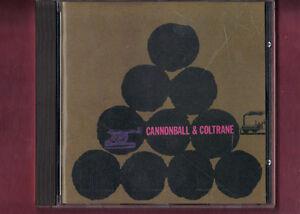 CANNONBALL-amp-COLTRANE-CD-APERTO-NON-SIGILLATO
