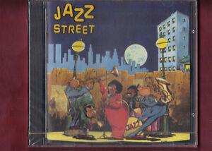 JAZZ-STREET-ARMSTRONG-ELLINGTON-MILLER-BENSON-DAVIS-BRUBECK-CD-NUOVO-SIGILLATO