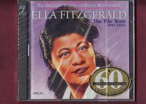 ELLA-FITZGERALD-THE-WAR-YEARS-1941-1947-DOPPIO-CD-NUOVO-SIGILLATO