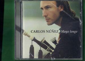 CARLOS-NUNEZ-MAYO-LONGO-CD-NUOVO-SIGILLATO
