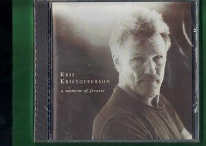 KRIS-KRISTOFFERSON-A-MOMENT-OF-FOREVER-CD-NUOVO-SIGILLATO