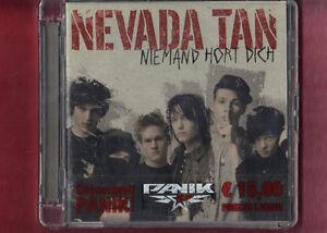 NEVADA-TAN-NIEMAND-HORT-DICH-CD-NUOVO-SIGILLATO