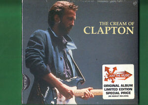 ERIC-CLAPTON-THE-CREAM-OF-CD-SLIDEPACK-NUOVO-SIGILLATO