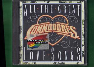 COMMODORES-ALL-THE-GREAT-LOVE-SONGS-CD-NUOVO-SIGILLATO