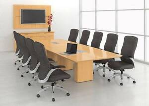 WE BUY OFFICE FURNITURE - work school study desk table chair Murarrie Brisbane South East Preview