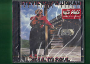 STEVIE-RAY-VAUGHAN-SOUL-TO-SOUL-CD-NUOVO-SIGILLATO