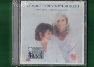 LINDA-RONSTADT-amp-EMMYLOU-HARRIS-WESTERN-WALL-THE-TUCSON-SES-CD-NUOVO-SIGILLATO