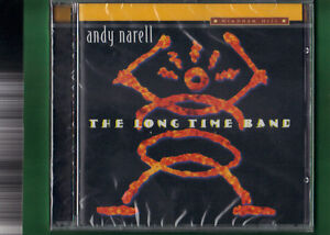 ANDY-NARELL-THE-LONG-TIME-BAND-CD-NUOVO-SIGILLATO