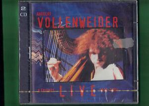 ANDREAS-VOLLENWEIDER-AND-FRIENDS-LIVE-1982-1994-DOPPIO-CD-CD-NUOVO-SIGILLATO