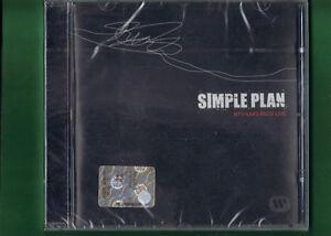 SIMPLE-PLAN-MTV-HARD-ROCK-LIVE-CD-NUOVO-SIGILLATO