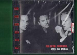 FUN-LOVIN-CRIMINALS-100-COLOMBIAN-CD-NUOVO-SIGILLATO