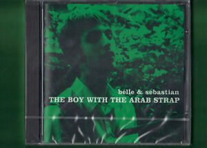 BELLE AND SEBASTIAN - THE BOY WITH THE ARAB STRAP CD NUOVO SIGILLATO - Italia - L'oggetto può essere restituito - Italia