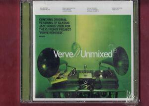 VERVE-UNMIXED-COMPILATION-CD-NUOVO-SIGILLATO