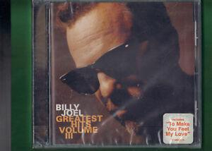 BILLY-JOEL-GREATEST-HITS-VOLUME-III-CD-NUOVO-SIGILLATO
