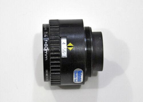 RODENSTOCK 80mm f4 ENLARGING LENS