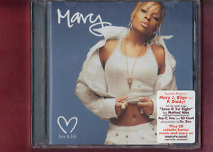 MARY-J-BLIGE-LOVE-amp-LIFE-CD-NUOVO-SIGILLATO