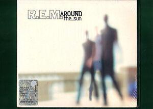 REM-AROUND-THE-SUN-DELUXE-DIGIPACK-CD-NUOVO-SIGILLATO