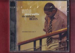 WYNTON-MARSALIS-THE-MIDNIGHT-BLUES-CD-NUOVO-SIGILLATO