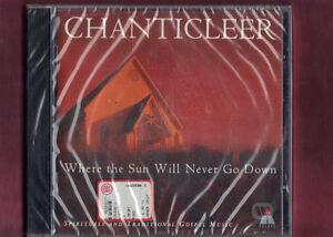 CHANTICLEER-SPIRITUALS-AND-TRADIZIONAL-GOSPEL-CD-NUOVO-SIGILLATO