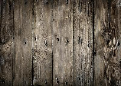 CP Vinyl Photography Background Backdrop Studio Prop 5X3FT ZZ26 Retro Wood