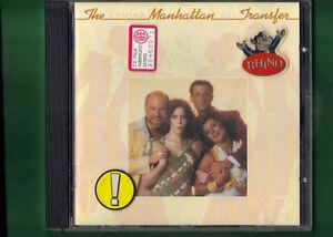 THE-MANHATTAN-TRANSFER-COMING-OUT-CD-APERTO-NON-SIGILLATO