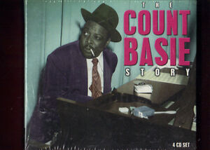 COUNT-BASIE-THE-COUNT-BASIE-STORY-BOX-4CD-NUOVO-SIGILLATO