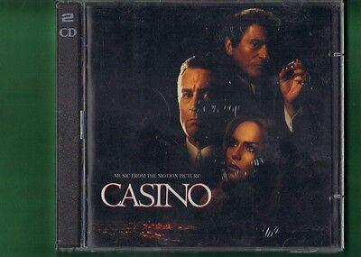 CASINO OST COLONNA SONORA DOPPIO CD NUOVO SIGILLATO