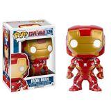 Funko Pop Marvel Captain America 3 Civil War: Iron Man Vinyl Bobble Head 7224