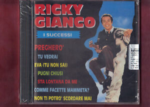 RICKY-GIANCO-I-SUCCESSI-CD-NUOVO-SIGILLATO