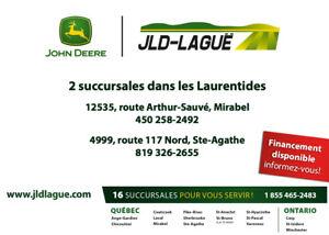 TRACTEUR John Deere 5105M TRACTOR