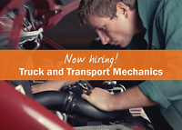 Truck and Transport Mechanic