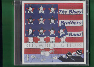 THE-BLUES-BROTHERS-BAND-RED-WHITE-E-BLUES-CD-NUOVO-SIGILLATO