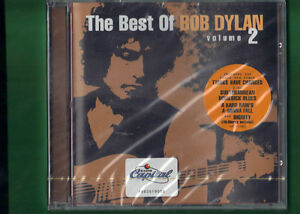 BOB-DYLAN-THE-BEST-OF-VOLUME-2-CD-NUOVO-SIGILLATO