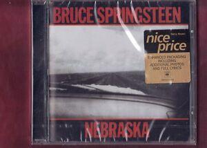 BRUCE-SPRINGSTEEN-NEBRASKA-CD-NUOVO-SIGILLATO
