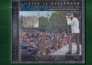 DOORS-BRIGHT-MIDNIGHT-LIVE-IN-HOLLYWOOD-LIMITED-EDITION-CD-NUOVO-SIGILLATO
