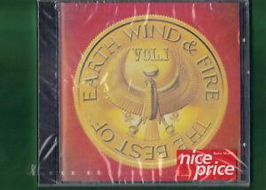 EARTH-WIND-E-FIRE-THE-BEST-OF-VOL-1-CD-NUOVO-SIGILLATO