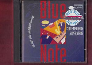 BLUE-NOTE-CONTEMPORARY-SUPERSTAR-CD-APERTO-NON-SIGILLATO