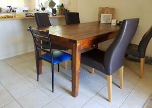 Freedom Furniture Farmhouse Dining Table Hillcrest Logan Area Preview